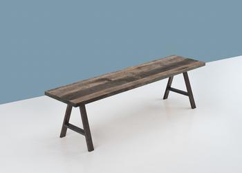 Des bureaux sur mesure en bois de récup la parqueterie nouvelle