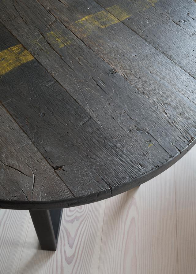 tables sur mesure en bois ancien la parqueterie nouvelle. Black Bedroom Furniture Sets. Home Design Ideas