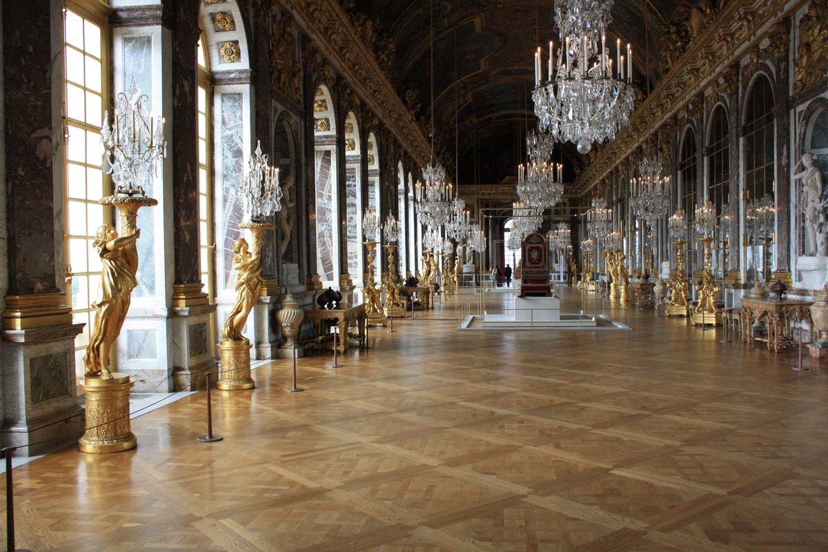 Parquet Versailles